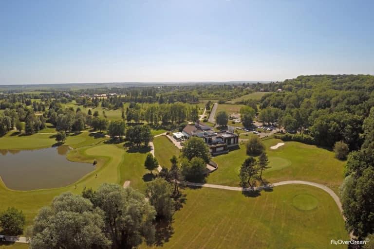Golf Feucherolles Ile de France Parcours de golf 18 trous
