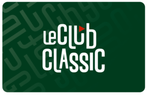 Carte Le Club Classic LeClub golf