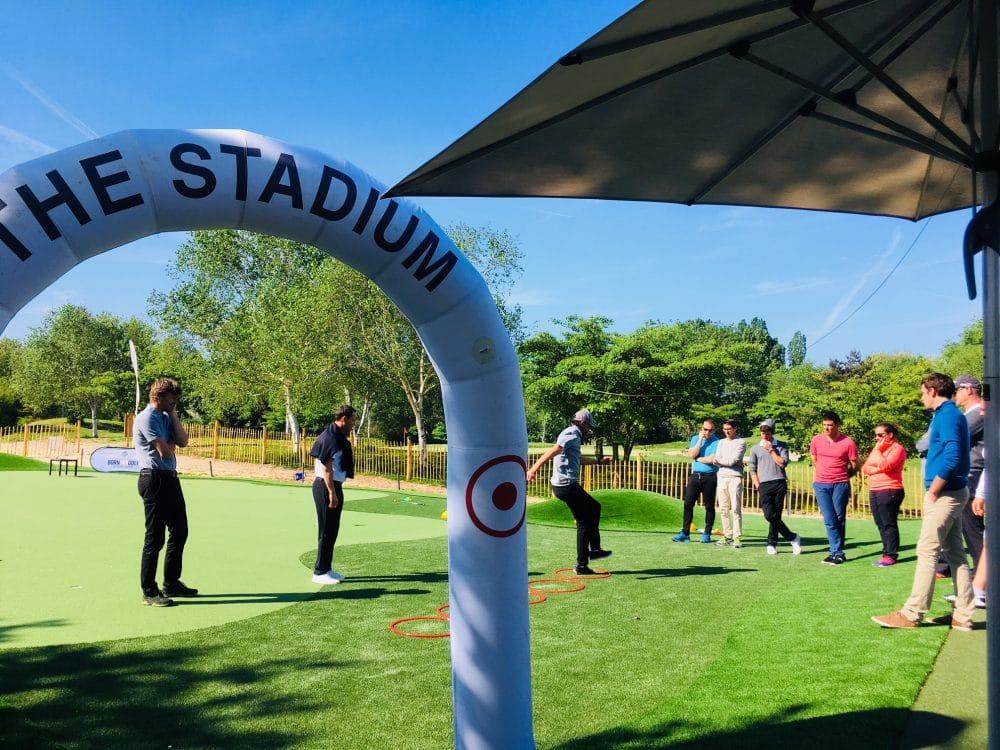 Cous de golf enseignement Academie Bluegreen