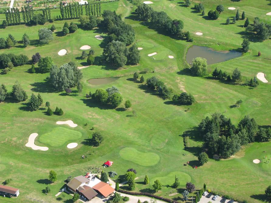 GOLF DES IMAGES D'EPINAL Aerial view