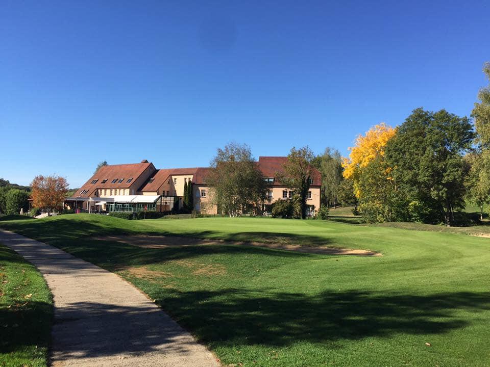 Golf Hôtel*** Resort du Val de Sorne Club-House