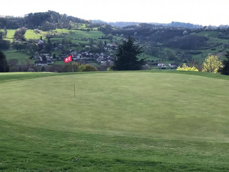 Golf Hôtel*** Resort du Val de Sorne Green du 14 montagne Jura