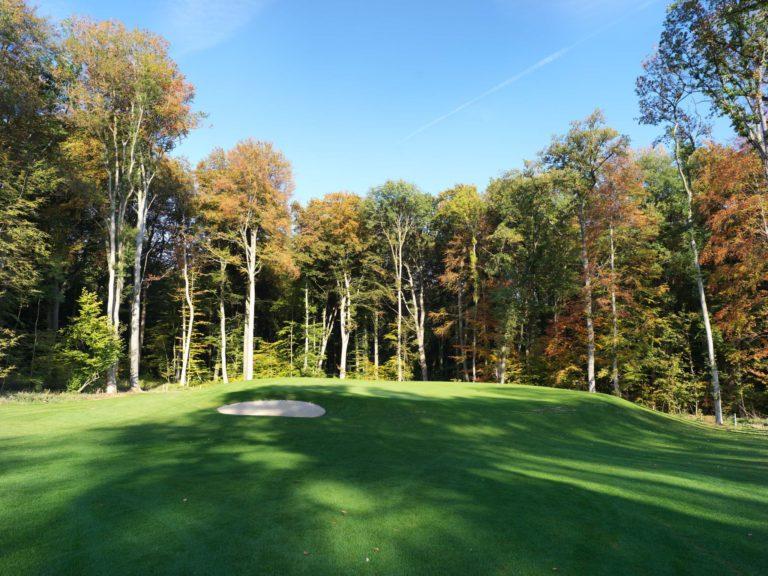 Golf Saint Apollinaire Michelbach-le-Haut Parcours de golf 18 trous