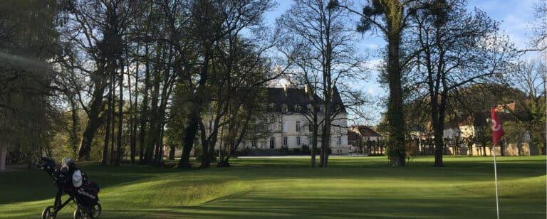 Golf d'Arc-en-Barrois Club-House