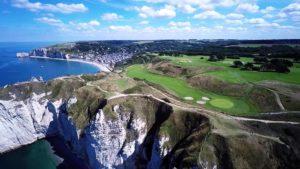 Golf d'Etretat Falaises 18 trous France Normandie