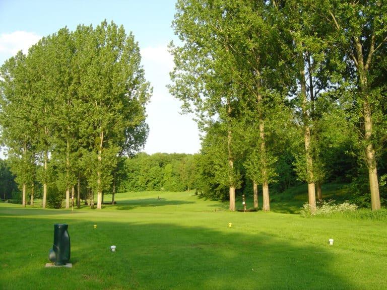 Golf de Champagne- Parcours de golf dans la Marne