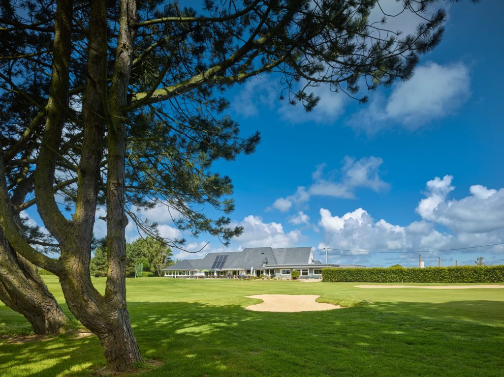 Golf de Dieppe-Pourville Club-House