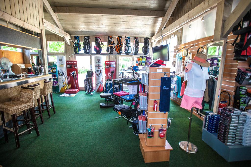 Golf de Mâcon La Salle Proshop clubs de golf materiel accessoires de golf