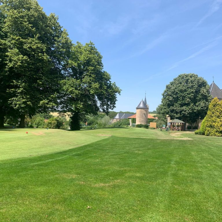 Golf de Metz Chérisey Chateau club-house