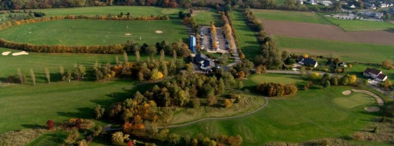 Golf de Rouen-la-Forêt-Verte Vue aerienne