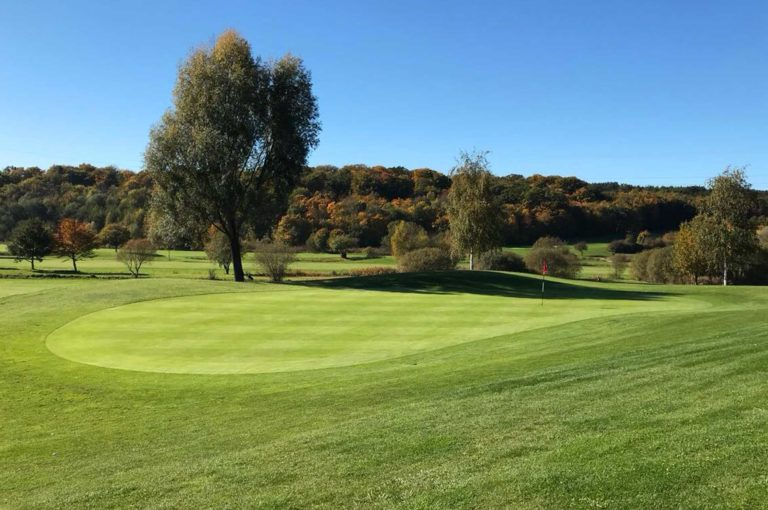 Golf de Sarreguemines Confluences beau parcours de golf