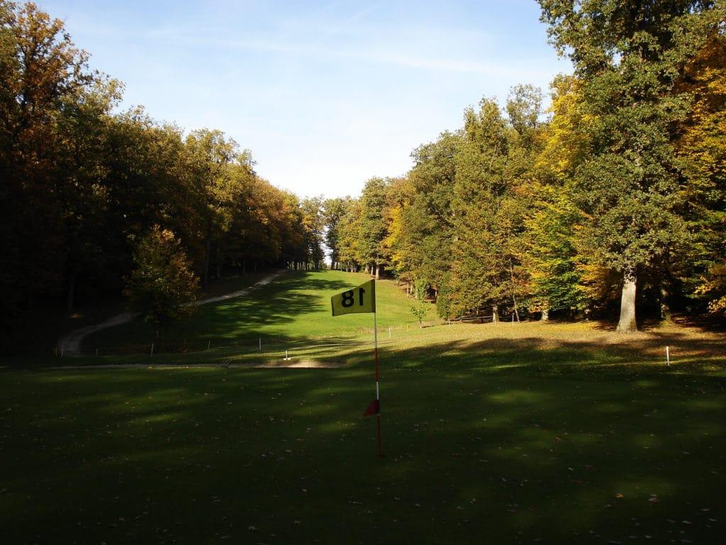 Golf-de-Vittel-Ermitage Parcours-PEULIN