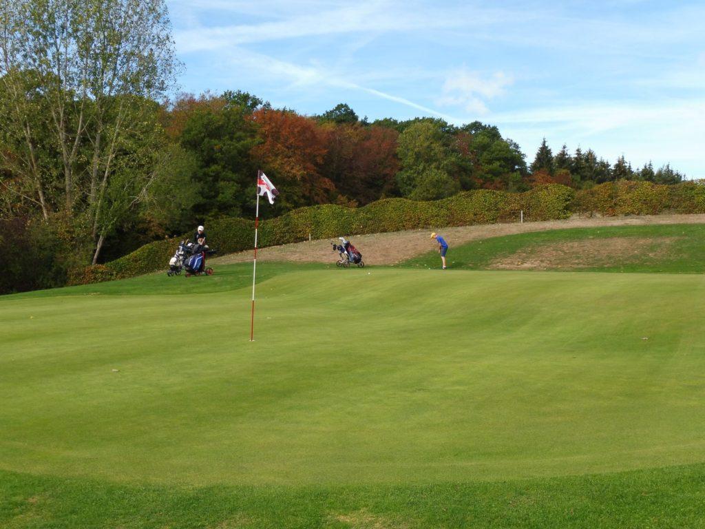 Golf de Vittel-Hazeau Competition de golf coupe