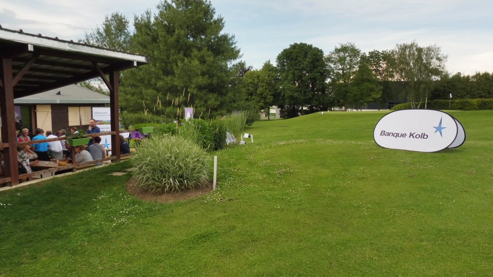 Golf de Vittel-Hazeau club-house
