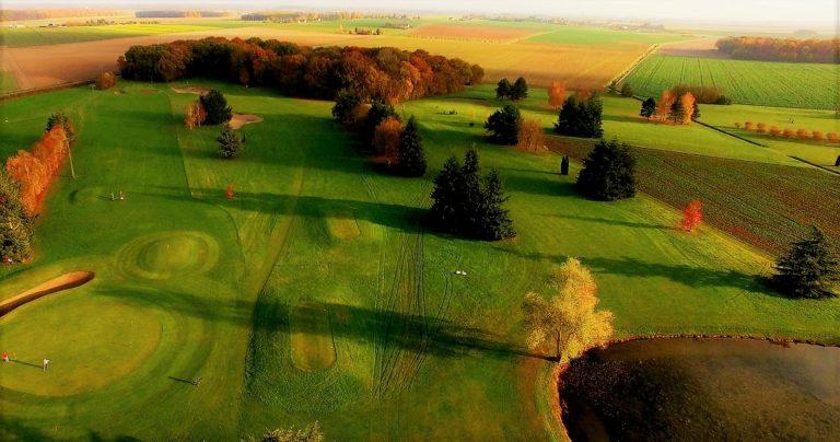 Golf de la Bosse France Centre Val de Loire Jouer golf