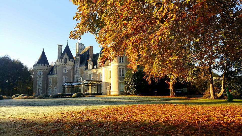 Golf du Château des Sept Tours Automne