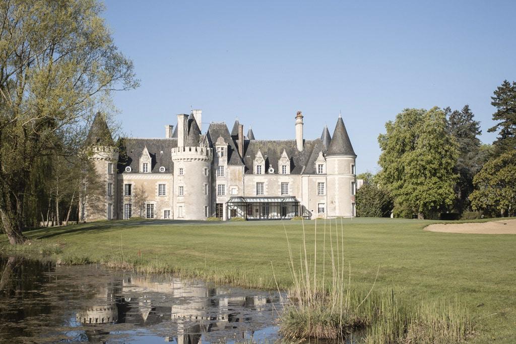 Golf du Château des Sept Tours Restaiurant Hotel