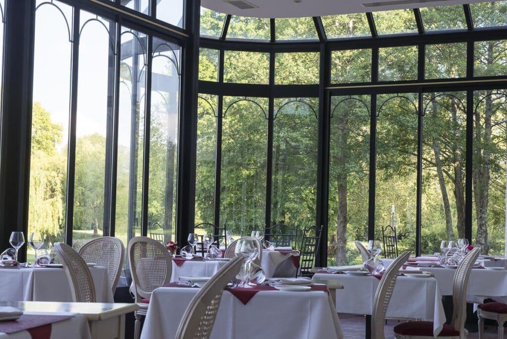 Golf du Château des Sept Tours Restaurant