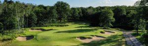 Golf des bordes France parcours de golf New Course 2020 Green fairway bunker