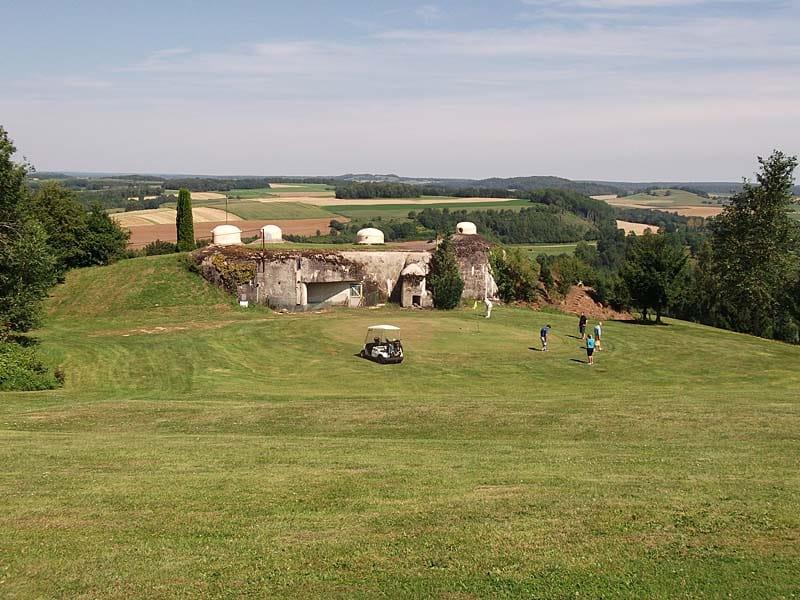 Maginot Margut golf parcours