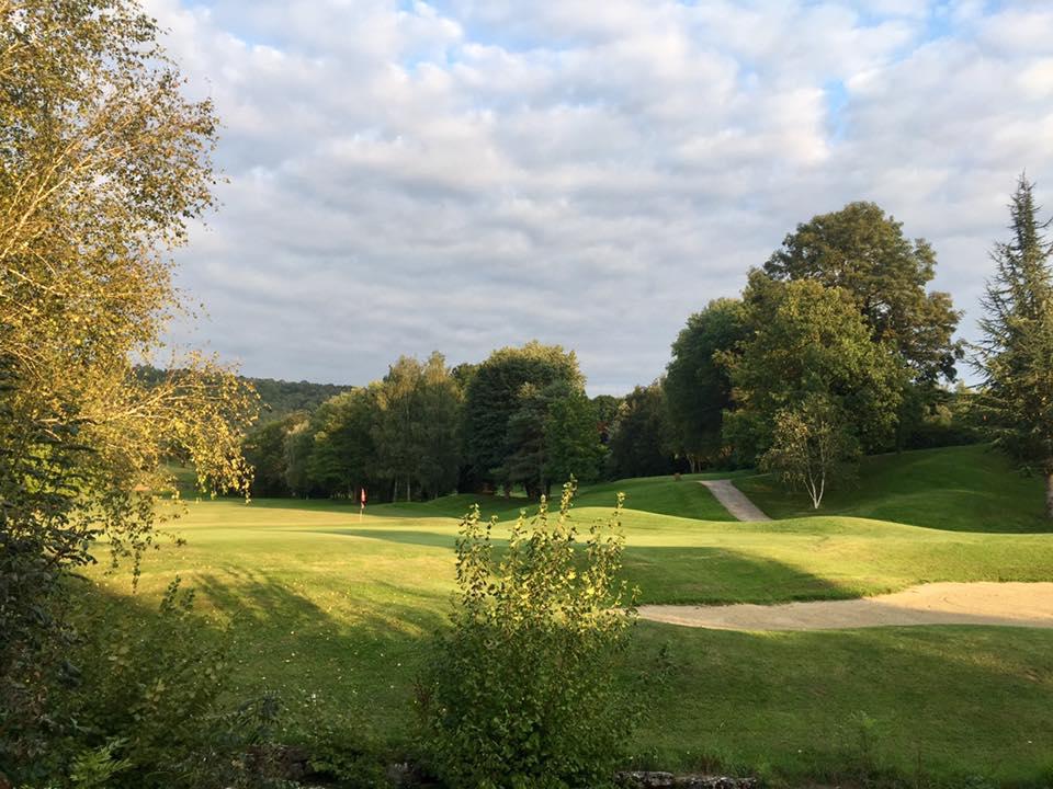 Parcours 18 trous Golf Hôtel*** Resort du Val de Sorne Pitch and putt