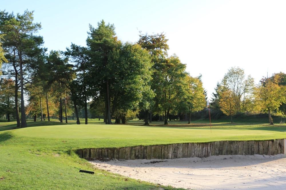 Parcours de golf 18 trous Golf de La Grande Romanie