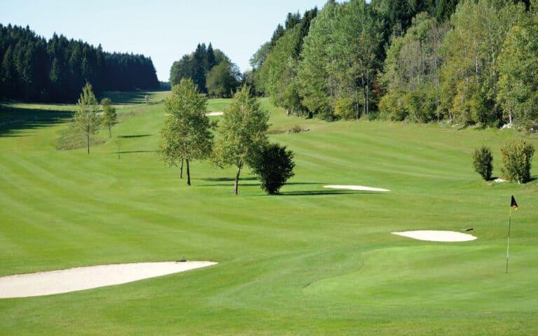 Parcours de golf Golf Pontarlier Les Etraches