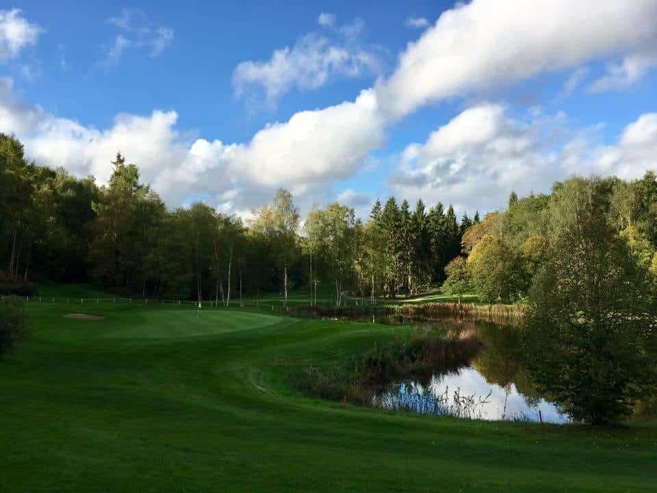 Parcours de golf Golf du Champ de Bataille normandi parcours de championnat