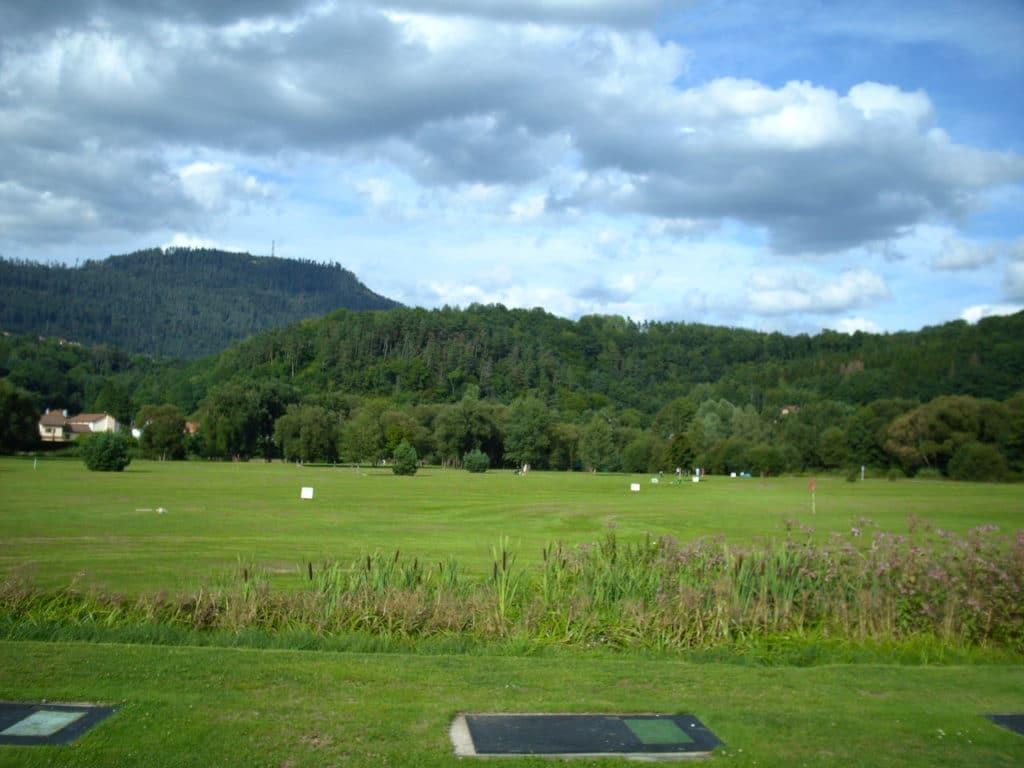 Practice driving range Golf de La Ligne Bleue des Vosges