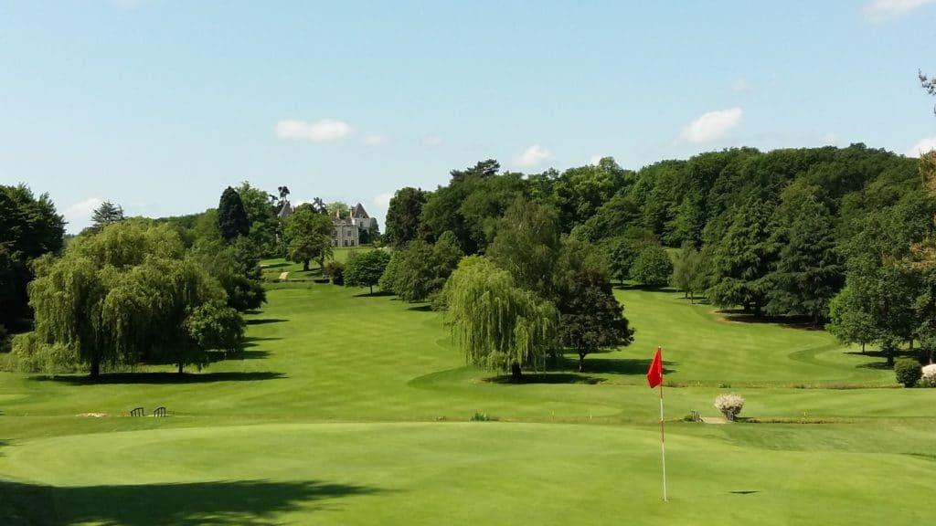 golf de Touraine Parcours de golf 18 trous Val de Loire Centre