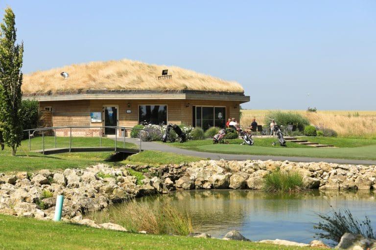 restaurant terrasse Golf du Parc d'Albosc