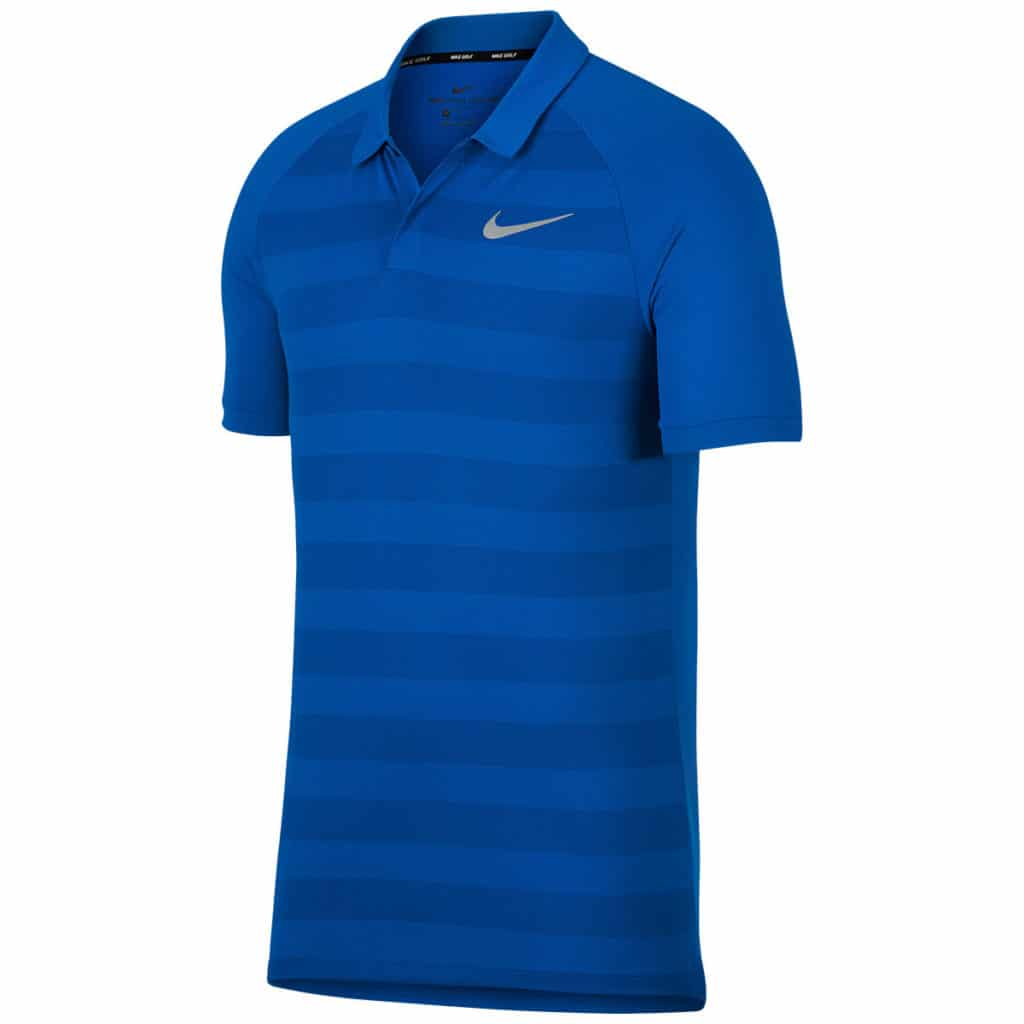 Polo Nike golf Bleu
