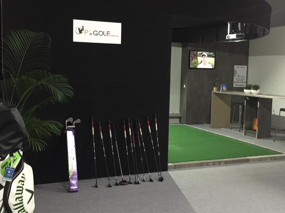 Up'n Golf Academy Club-House vente materiel de golf clubs de golf