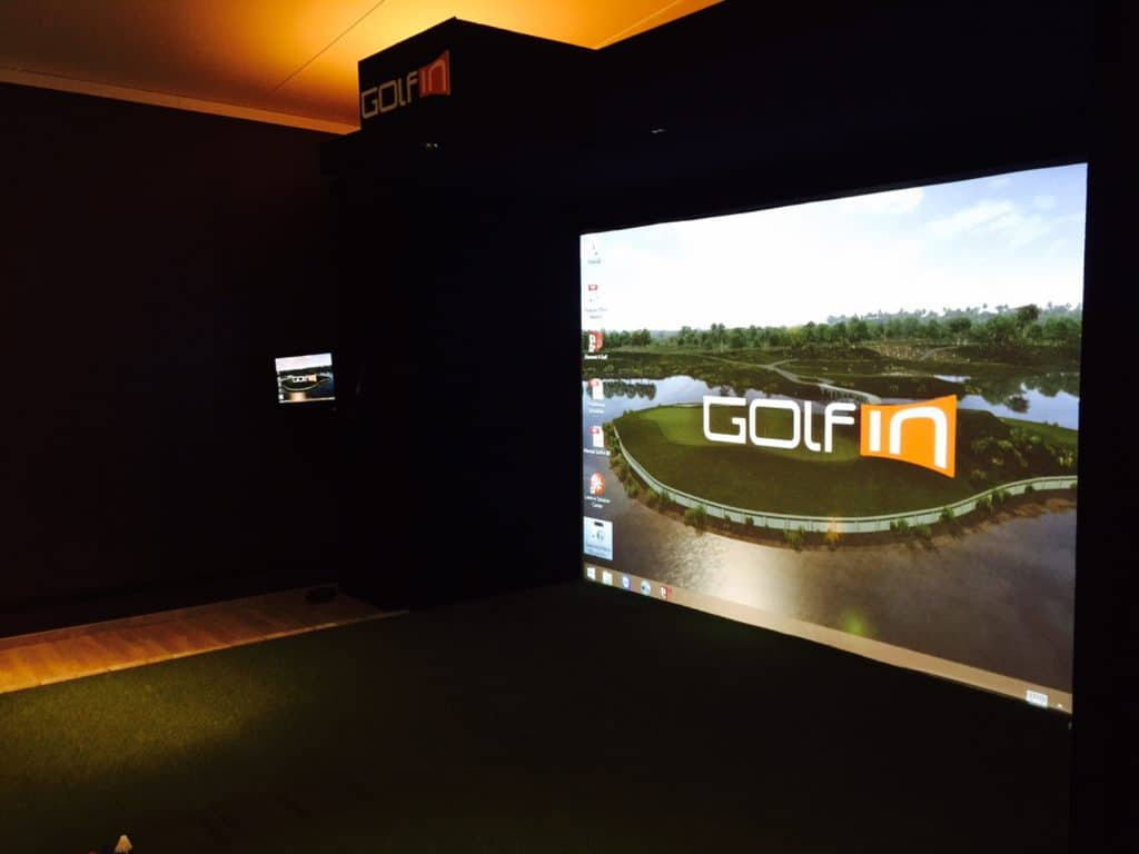 Up'n Golf Academy Golf Indoor Bretagne