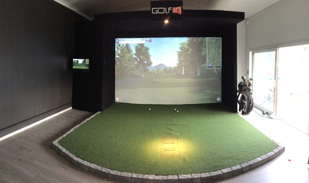 Up'n Golf Academy Simulateur de golf