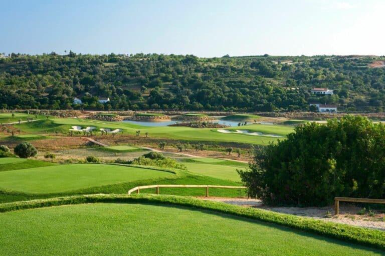 Amendoeira Golf Resort Parcours Faldo