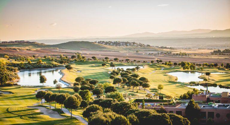 Club de Golf Retamares Valdeolmos Espagne Sejour voyage vacances golf Week-end jouer golf