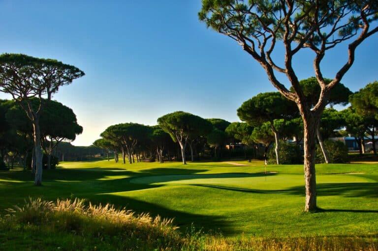 Dom Pedro Millennium Golf Course Vilamoura, Portugal Parcours sejour vacances golf week-end
