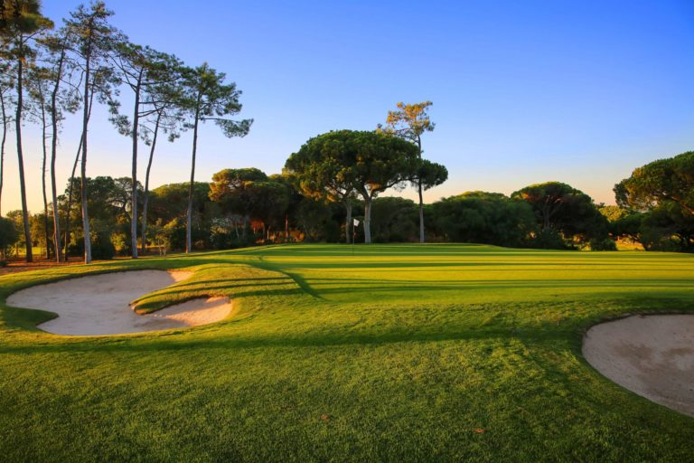 Dom Pedro Old Course Golf Club Vilamoura, Portugal 18 trous