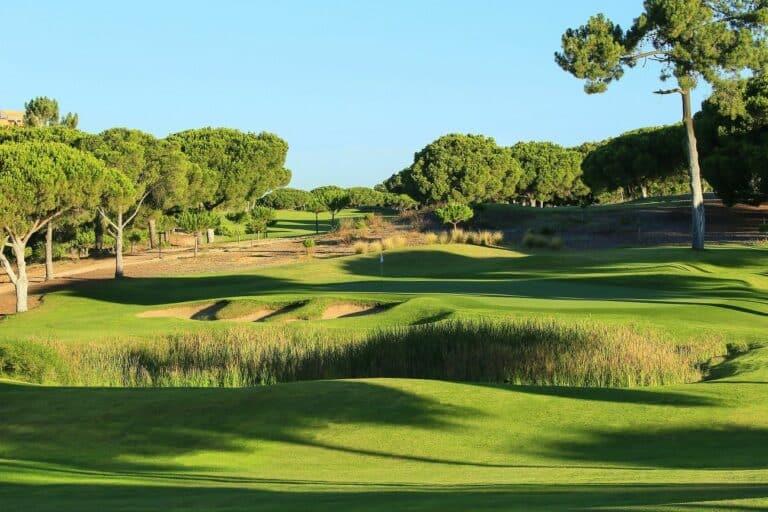 Dom Pedro Pinhal Golf Course Vilamoura, Portugal Golf hotel sejour vacances golf