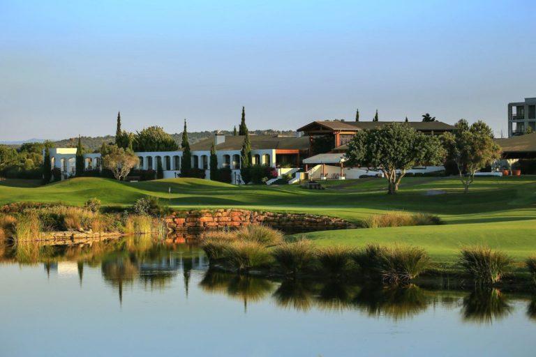 Dom Pedro Victoria Golf Course 18 trous Vilamoura Portugal
