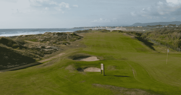 Estela Golf Club Povoa de Varzim, Portugal Lecoingolf guide des golf portugal