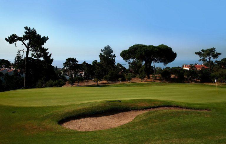 Estoril Palacio Golf Course Estoril, Portugal Playing golf holidays stay golf weekend