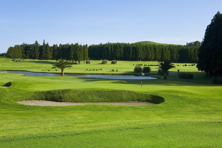 Furnas Golf Course Furnas, Portugal Parcours de golf 18 trous