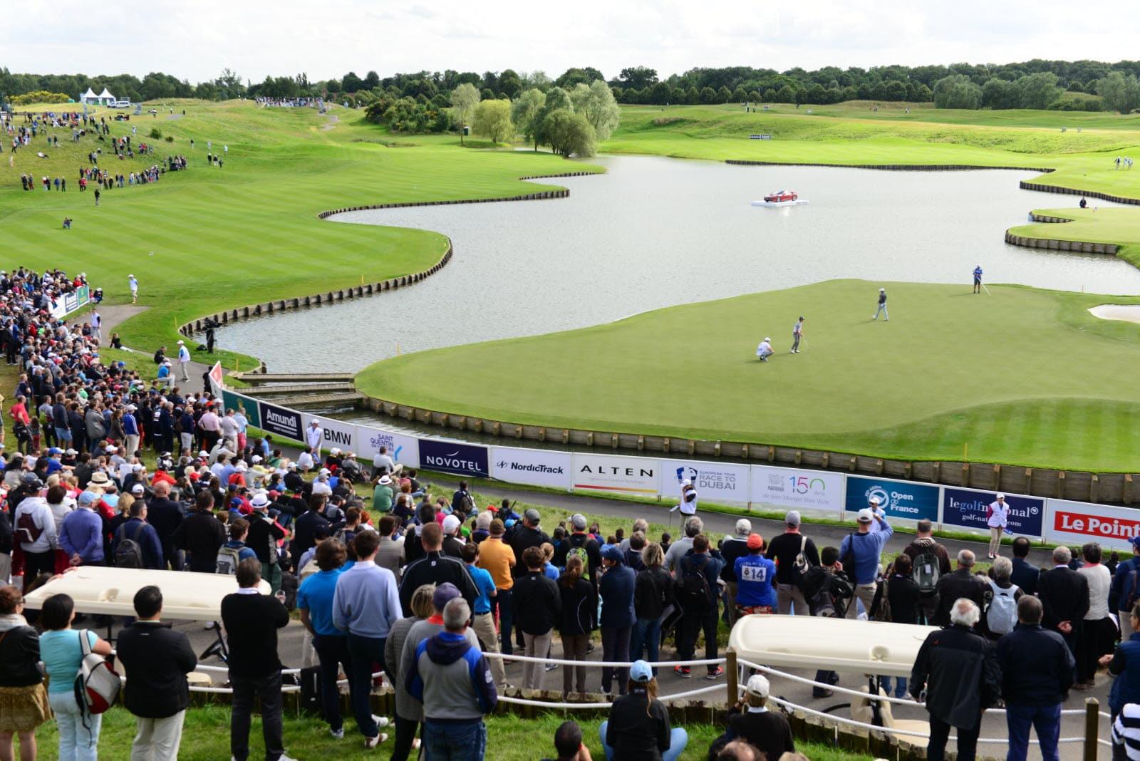 Golf National Open de France 2020 Parcours Albatros