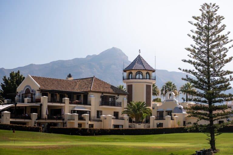 Los Naranjos Golf Club – Hotel Club-House