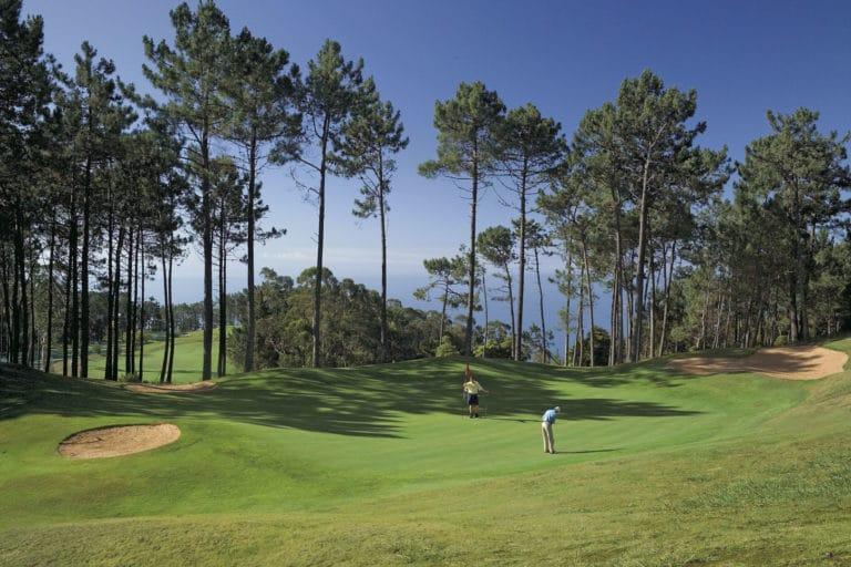 Palheiro Golf Club Sao Goncalo, Portugal Golfeurs voyage jouer golf
