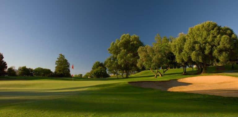 Parcours de golf 18 trous Algarve ALTO GOLF PESTANA RESORT