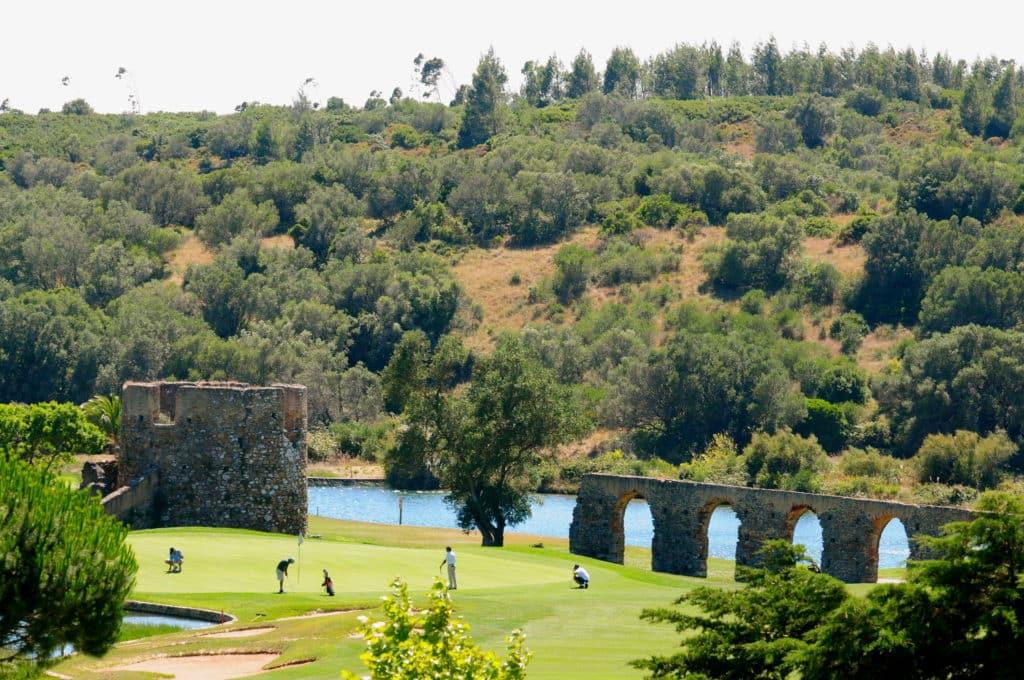 Penha Longa Golf Club Golfeur jouer golf