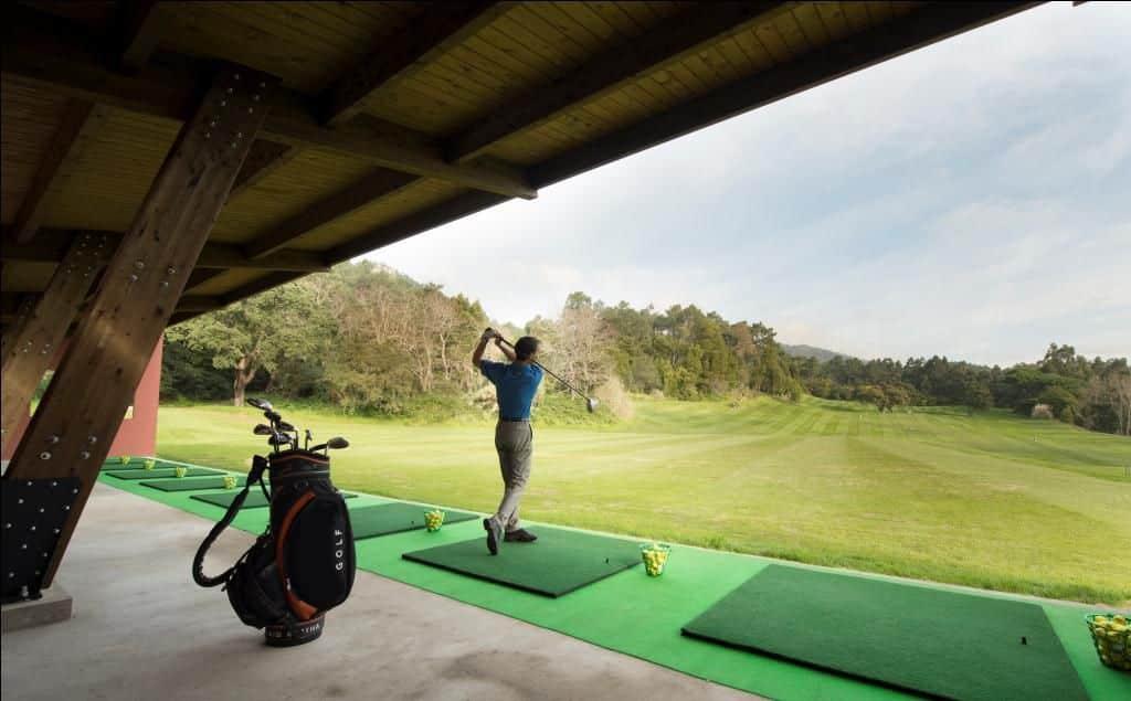 Penha Longa Golf Club Practics entrainement golf